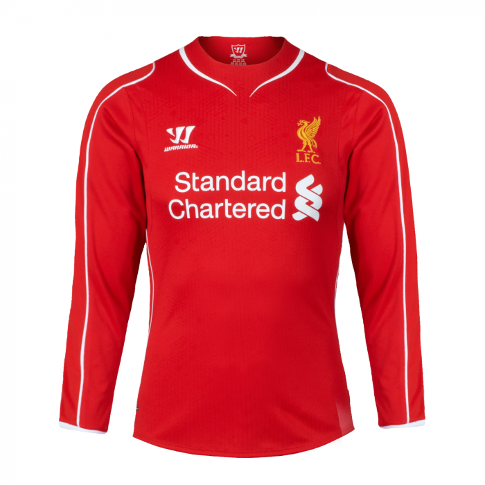 Liverpool FC Home L/S Jersey