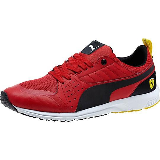 Ferrari Red Colour Shoes