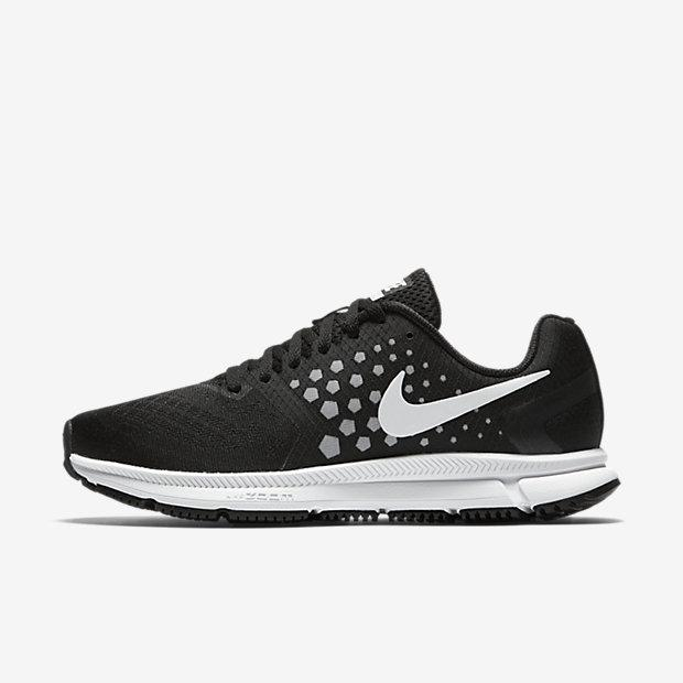 Nike Air Zoom Span Women's Running Shoe Black/Wolf Grey/Anthracite/White Nike UK Store