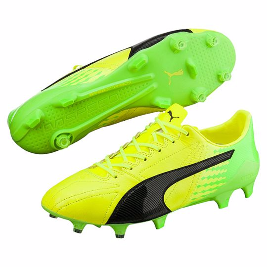 sneakers for cheap 8ab79 c2c51 PUMA EVOSPEED 17.SL LEATHER FG MENS