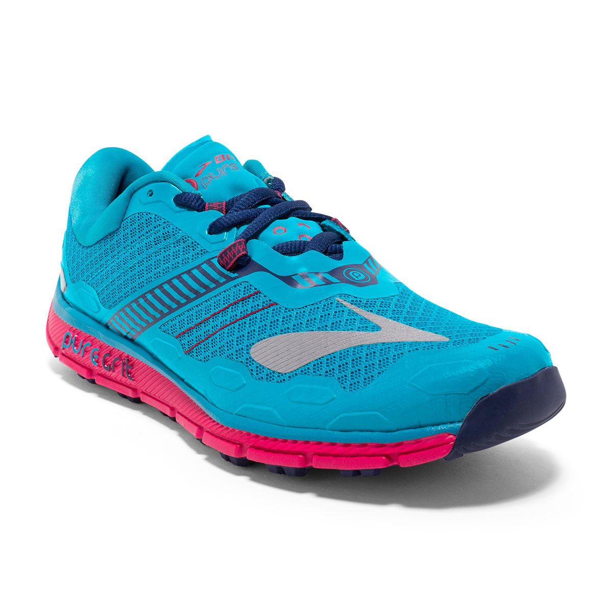 352ffb64a087f BROOKS PURE GRIT 5 LADIES - Poobie Naidoos