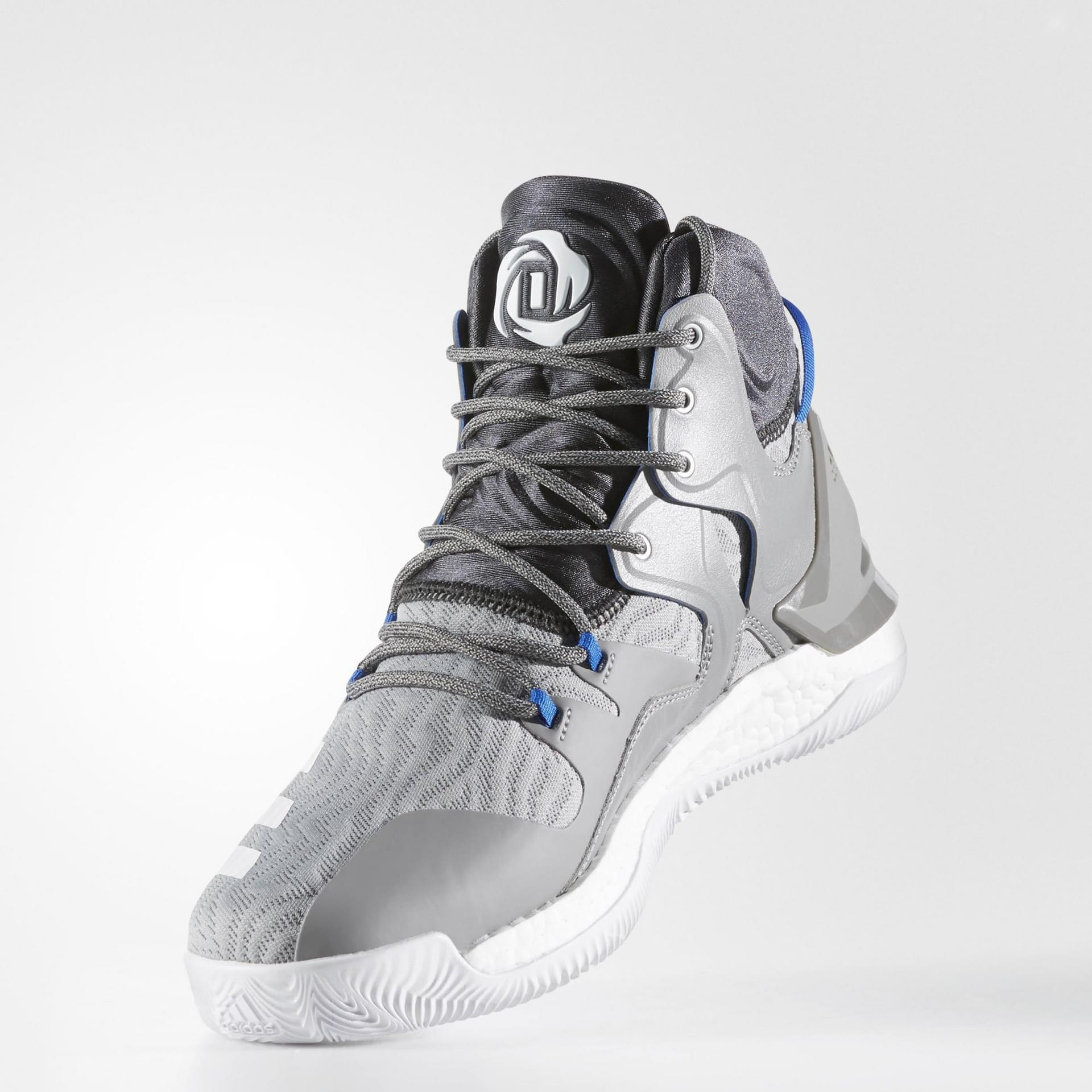 low price adidas d rose 7 grey white 3 8b88c 28a57  norway adidas d rose 7  primeknit mens a97e0 ac623 8ed296343