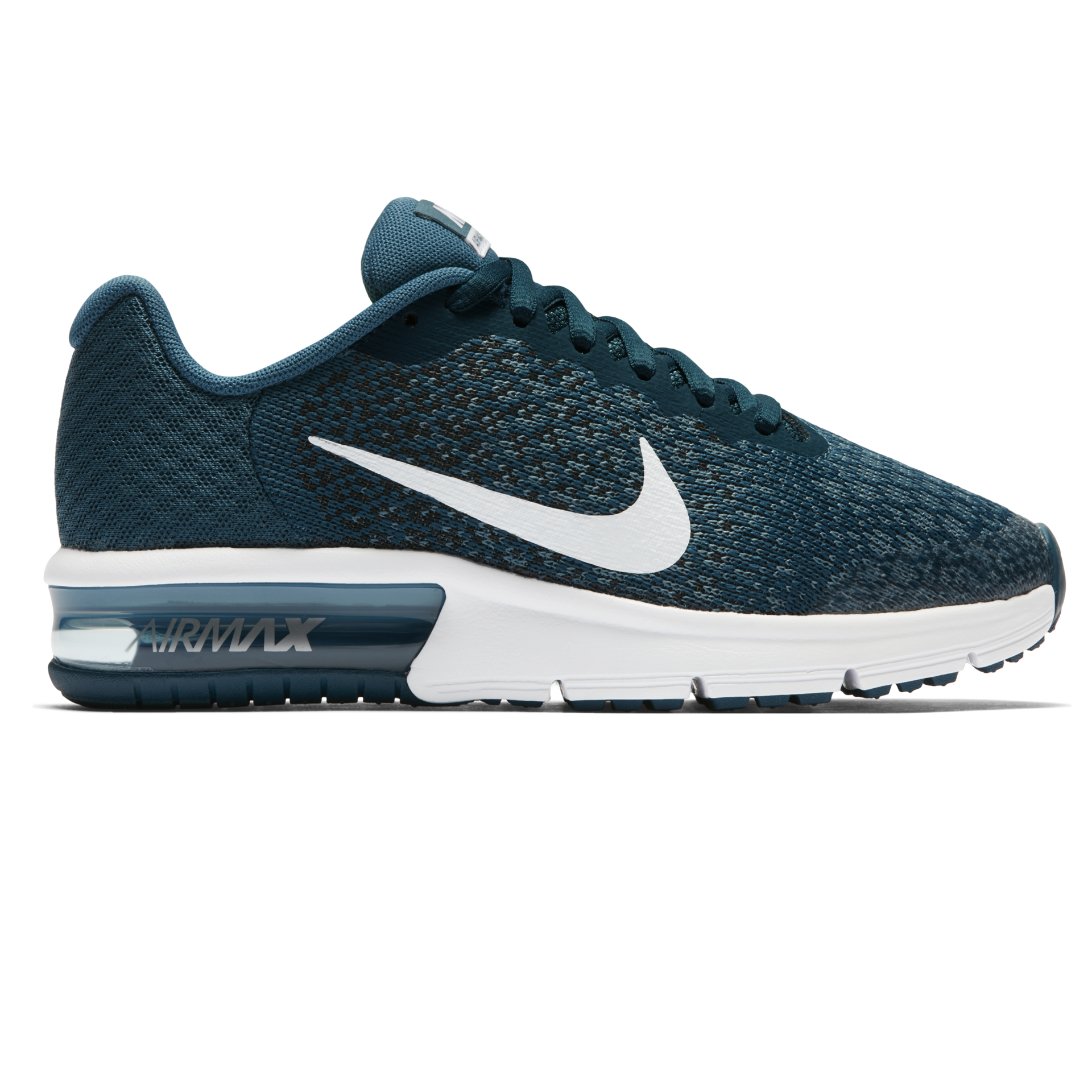 nike running air max sequent 2 trainers shoes