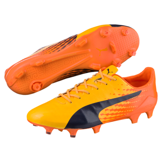the latest 2f196 f6db2 PUMA EVOSPEED 17 SL S FG MENS