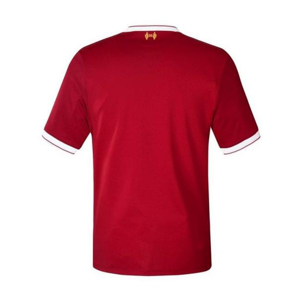 Liverpool Fc Cycling Jersey