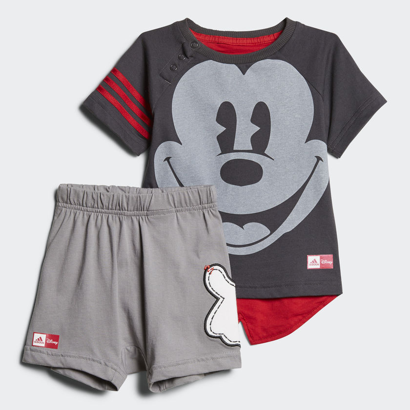 0db0a0c3f43 ADIDAS DISNEY MICKEY MOUSE SUMMER SET INFANTS - Poobie Naidoos