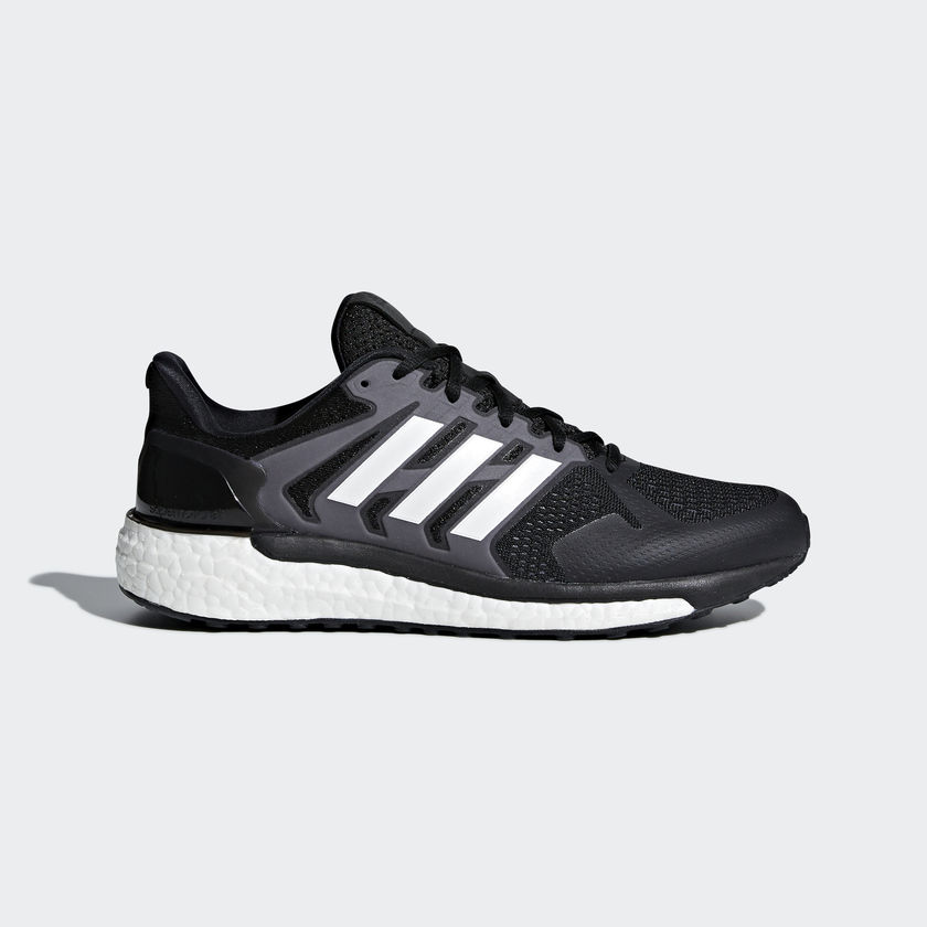 Adidas Men 's Supernova ST Running Training Shoes Black Boost - CG4028