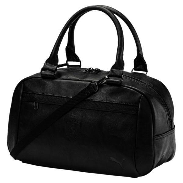 0e3874af42ee ... PUMA FERRARI LS HANDBAG where can i buy 8a2e1 ab9b0  Mens Puma Rolling  Duffel Puma Bags Black ...