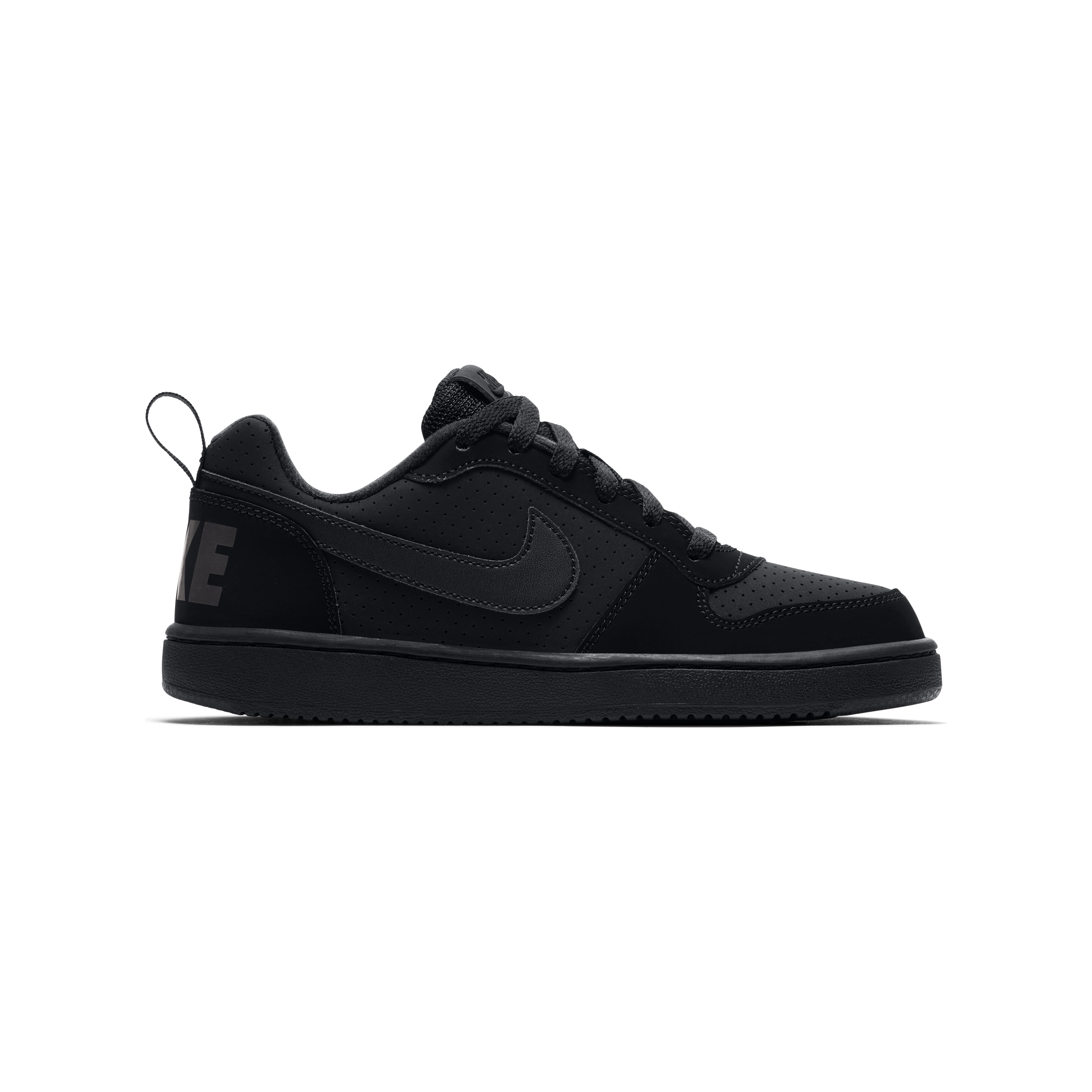 Bebé cordura Impuestos  NIKE COURT BOROUGH LOW GS ( GRADE SCHOOL ) JUNIOR - Poobie Naidoos