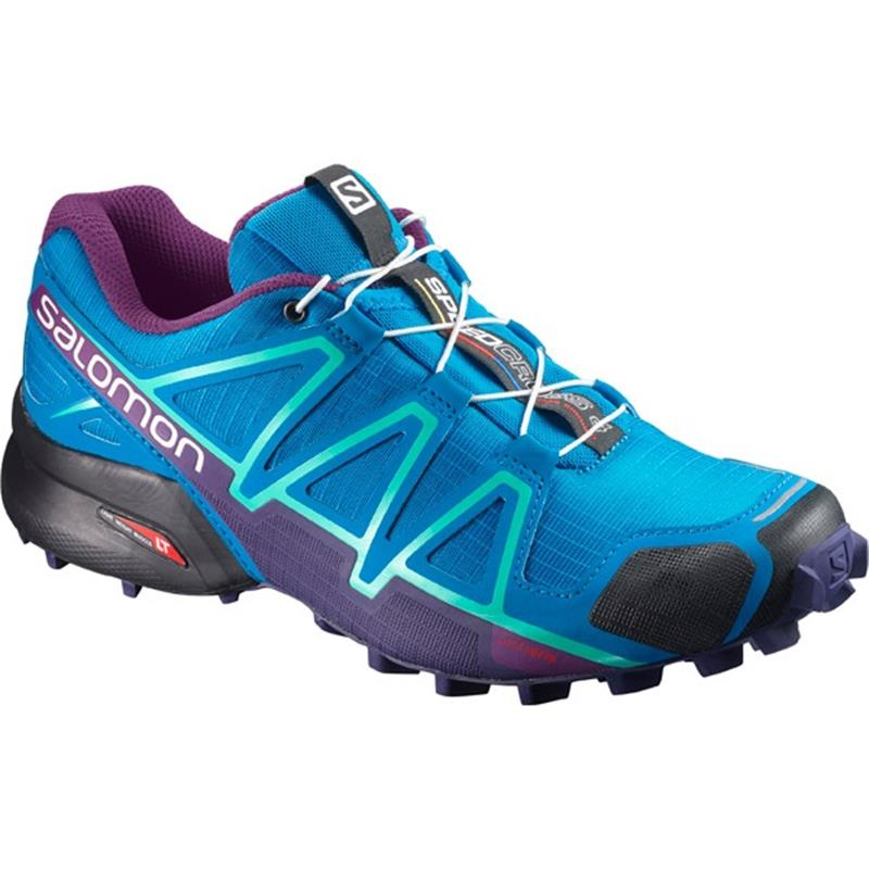 Salomon Speedcross 398422 Blau/Violett Damen