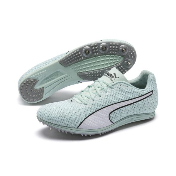 add13b178549fe PUMA EVOSPEED DISTANCE 8 RUNNING SPIKES LADIES - Poobie Naidoos