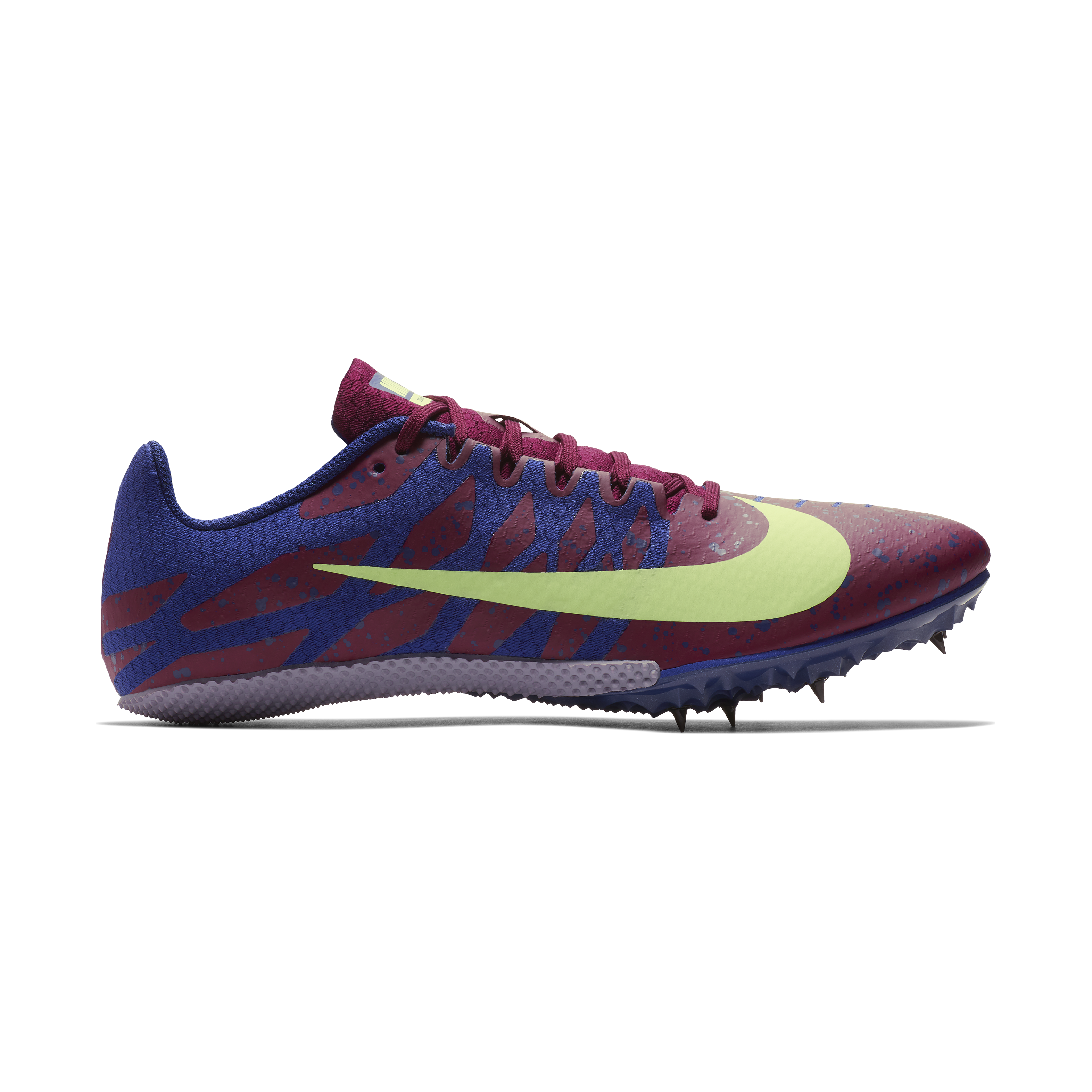 61bb0595537b9 Nike zoom rival running spikes poobie naidoos nike running shoe athletic  transparent sports png 3144x3144 Png