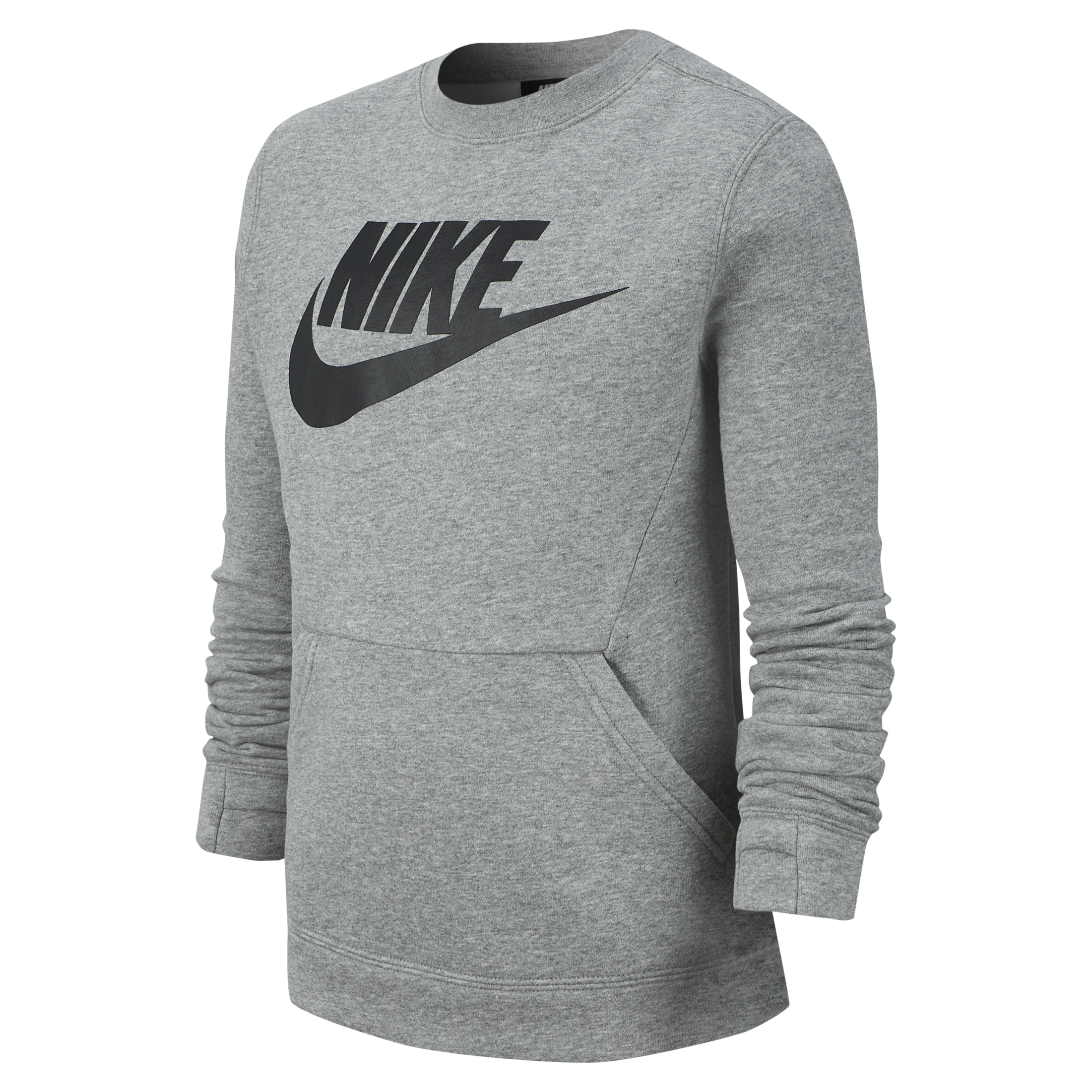 dec542f51155 NIKE SPORTSWEAR CREW CLUB LS JUNIOR - Poobie Naidoos