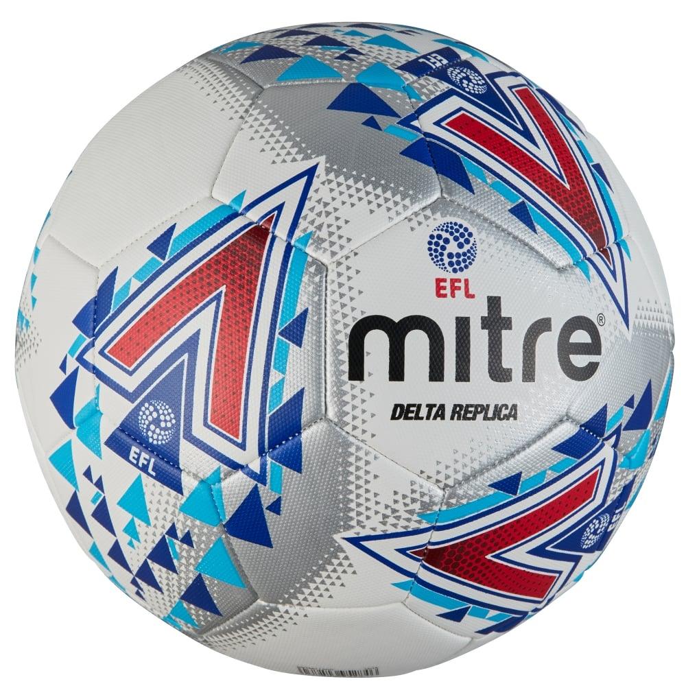 buy popular f04be ae0d5 MITRE DELTA EFL REPLICA SOCCER BALL - Poobie Naidoos